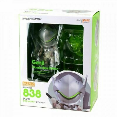 Nendoroid #838 Genji Classic Skin Edition Overwatch Authentic IN STOCK USA GSC