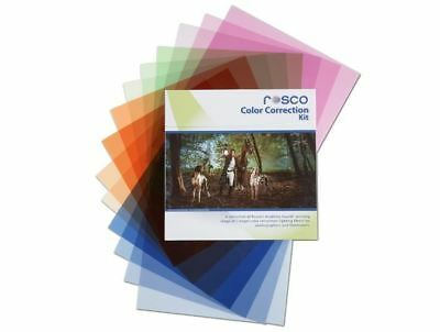 "Rosco Color Correction Filter Kit - 12""x12"""