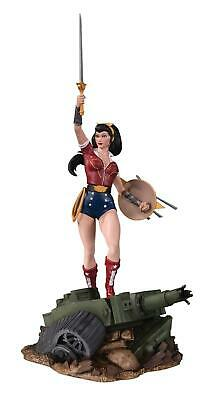 DC Bombshells - Wonder Woman Deluxe Statue - DC Comics Free Shipping!