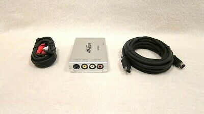 Grass Valley Canopus ADVC-55 Analog to Digital Video Converter - Advanced DV