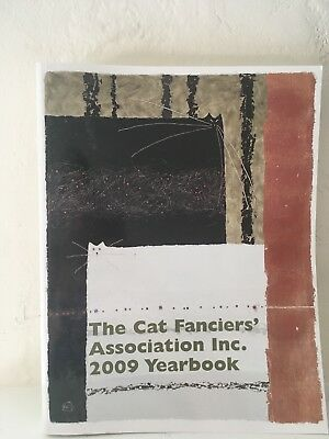 2009 The Cat Fanciers' Association Yearbook - Show Cats