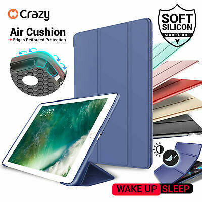 iPad Smart Case for Apple iPad Mini Pro Air 5 4 3 2 Magnetic Shockproof Cover