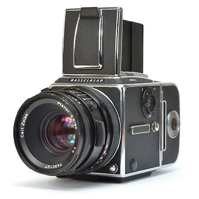 #Classic Hasselblad 503CXi SLR Camera A12 with Zeiss Planar 2.8/80 T* Lens