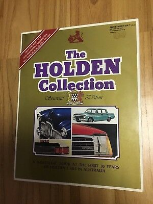 The Holden Collection Book - Celebrating The First 30 Years Of Holden