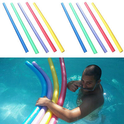 Swimming Pool Noodle Chair Net Bed Seat Foam Kids Adult Float Swim Aid Play Toys