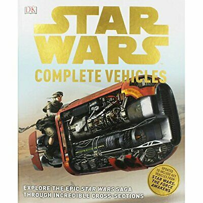 Star Wars Complete Vehicles by Jason Fry Book The Cheap Fast Free Post