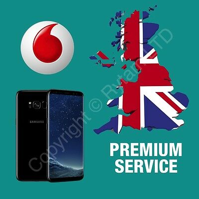 Unlock Code Service Samsung Galaxy G950 G955 Unlocking Service For Vodafone UK