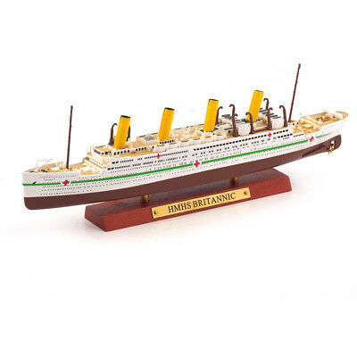 1/1250 ATLAS HMHS Britannic Ship Model Gift Toy Finished Cruise Boat