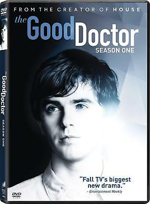 THE GOOD DOCTOR 1 (2017-2018): Autism Savant - TV Season Series - NEW  DVD R1