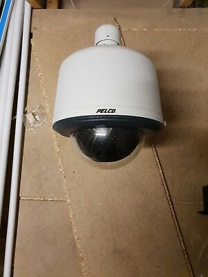Pelco Spectra Ptz Cctv Dome Camera With Psu