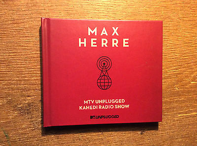 Max Herre - MTV Unplugged KAHEDI Radio Show (Limited Edition)[2 CD Album] 2013
