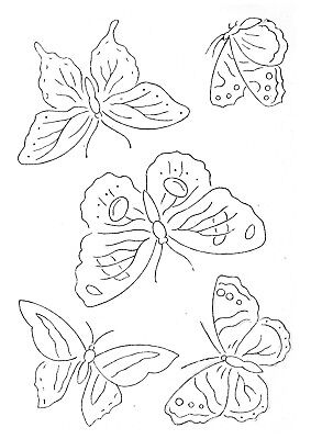 Custom Iron on embroidery transfers-Design your own-Single sheets or wholesale
