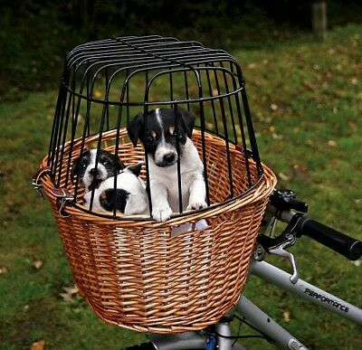 Trixie Willow Bicycle Basket Dog / Puppy  44 × 48 × 33 cm 2806