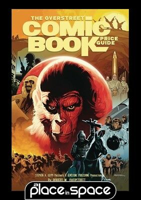 Overstreet Comic Bk Pg Vol 48 Planet Of Apes - Softcover