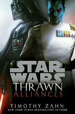 Thrawn: Alliances (Star Wars) by Timothy Zahn (English) Paperback Book Free Ship