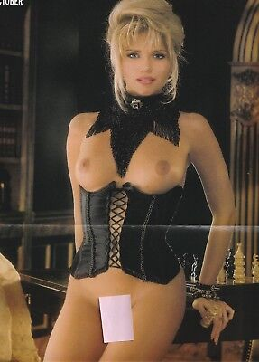 VICTORIA  ZDEOK  Original Playboy Centerfold   October 1994