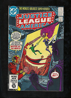 Justice League of America #199 VF+