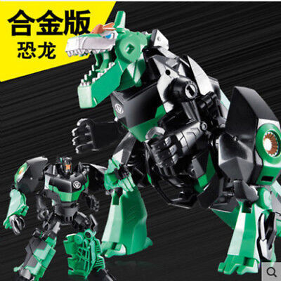 WEI JIANG Grimlock Autobots Transformers No Box Custom Warrior Action Figures