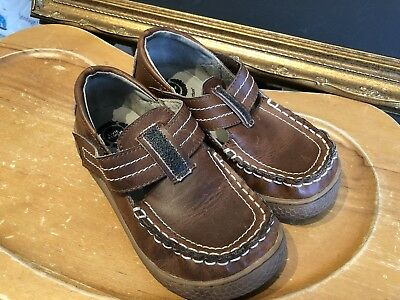 Boys Livie & Luca Cobbler Collection Shoes Size 12