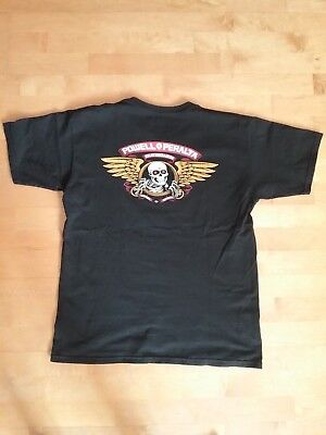 POWELL-PERALTA Winged Ripper SHIRT Gr.M *thrasher*emerica*Element*spitfire