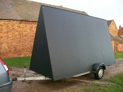 14ft x8ft Advertising trailer this will get your business seen this includes VAT