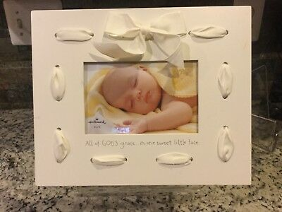 All of God's Grace in One Sweet Little Face - Picture Frame - Hallmark