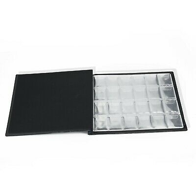 240Pocket Coin Album 10Pages Display Collection Storage Penny Book Holders Bag