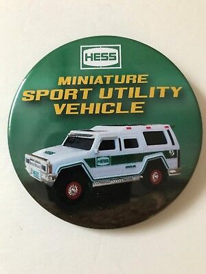 Hess 2012 Helicopter And Rescue Truck Employee Pin - New