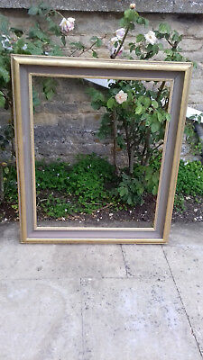 Antique Style Repro Very Large Shabby Chic Frame Wall/Free Standing/Decor