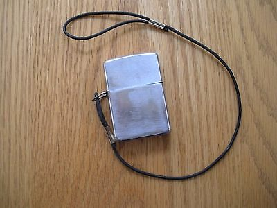 Vintage 1975 Lossproof Zippo Lighter