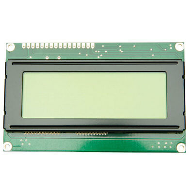 Winstar WH2004A-YYH-JT 20x4 LCD Display Yellow / Green LED Backlight