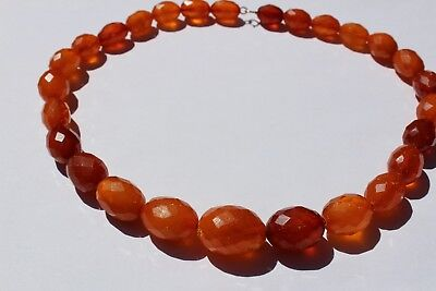 Great Butterscotch And Honey Baltic Amber Necklace