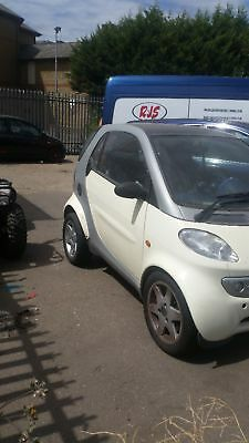 X2 lhd Smart cars spares or repairs
