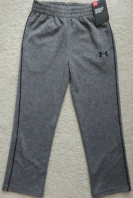 NWT Under Armour toddler boys gray all-season pants size 5 5t
