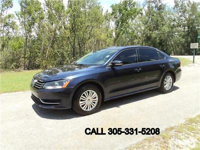 Passat 1.8T S One Florida owner Excellent condition 2015 Volkswagen Passat 1.8T S One Florida owner Excellent condition