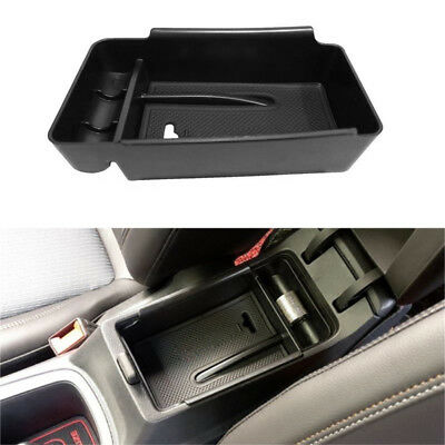 Durable Central Console Armrest Storage Box for 2017 2018 Chevy Chevrolet Cruze