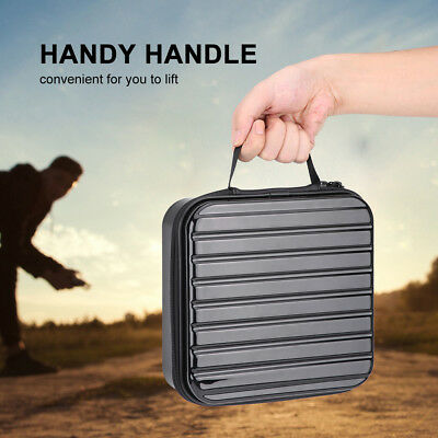 Plastic Waterproof Carrying Case Storage Bag for DJI Tello Drone&Remote Control