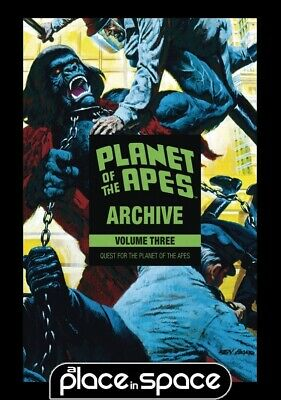 Planet Of Apes Archive 03 - Hardcover
