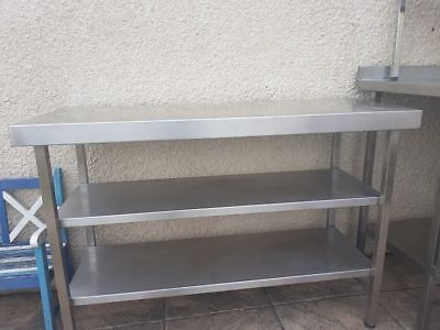 Commecial Stainless Steel Table