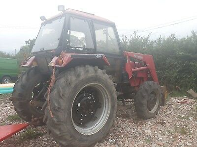 Case international tractor 1494 4wd