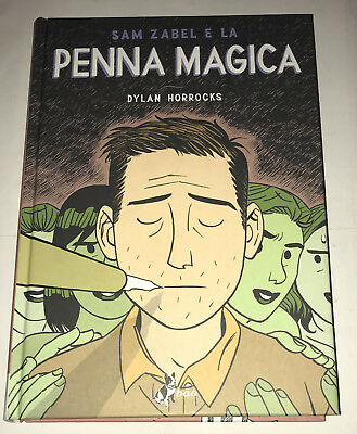 SAM ZABEL E LA PENNA MAGICA di Dylan Horrocks (Bao Publishing)