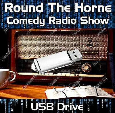 Round The Horne 71 Episodes 4 Series - Old Time Radio Show Audio Mp3 Download