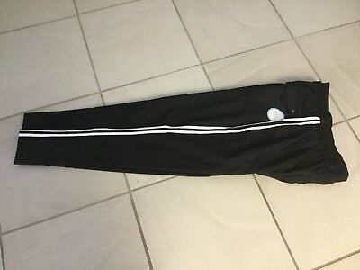 Mens CHEF Pants, New With Tags, Size 2X, Black, COOK COOL By HAPPY CHEF