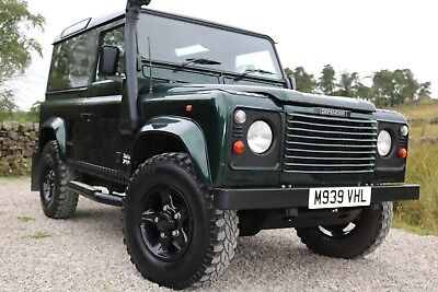 Land Rover Defender 300 Tdi 90 Van. 12 Months Mot, Px And Delivery Available