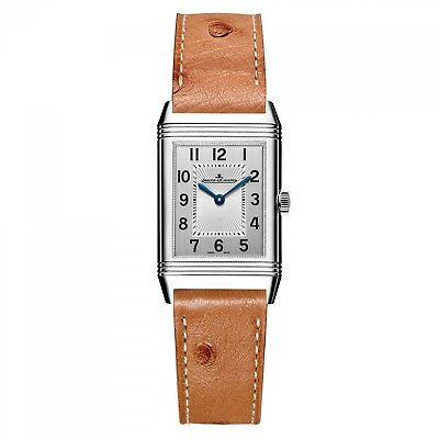 New Jaeger LeCoultre Reverso Classique  Stainless Steel Manual Watch Q2608531