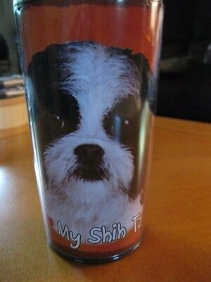Shih Tzu  Insulated Tumbler Travel Mug