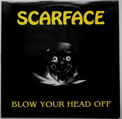 "12"" Nl**scarface - Blow Your Head Off (Brrr Records '93)**29137"