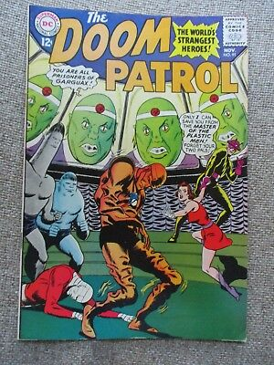 Doom Patrol #91 - Vf