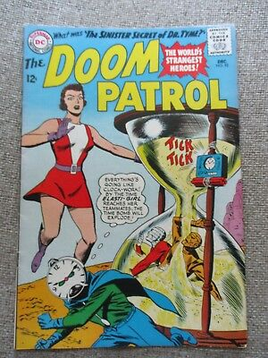 Doom Patrol #92 - Vf