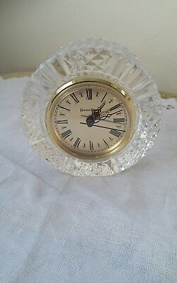 Tyrone Crystal Carriage Clock